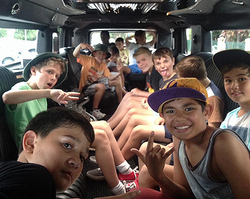 limo hire cairns